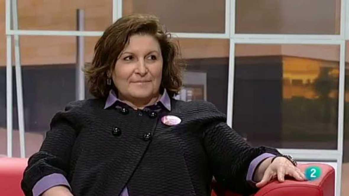 Para todos La 2 - Día Internacional de la lucha contra el cáncer - Entrevista con Begoña Barragán