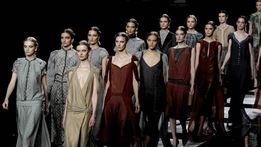 Madrid Fashion Week - Desfile de Ailanto
