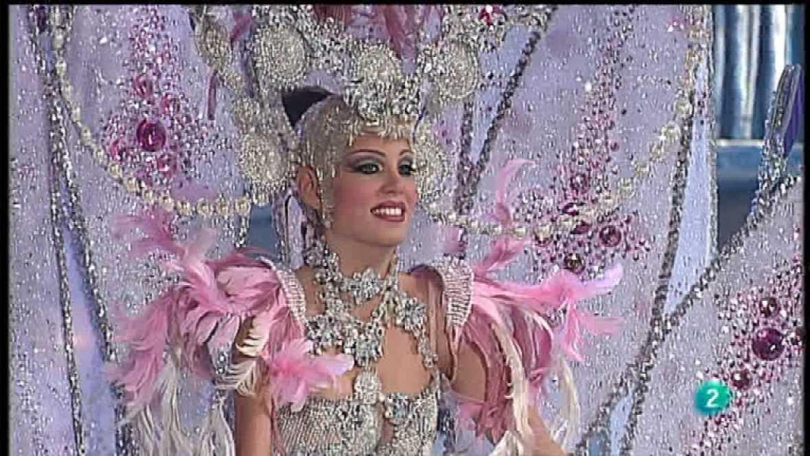 Carnaval de Las Palmas de Gran Canaria 2012 - Gala de elección de la reina - Ver ahora