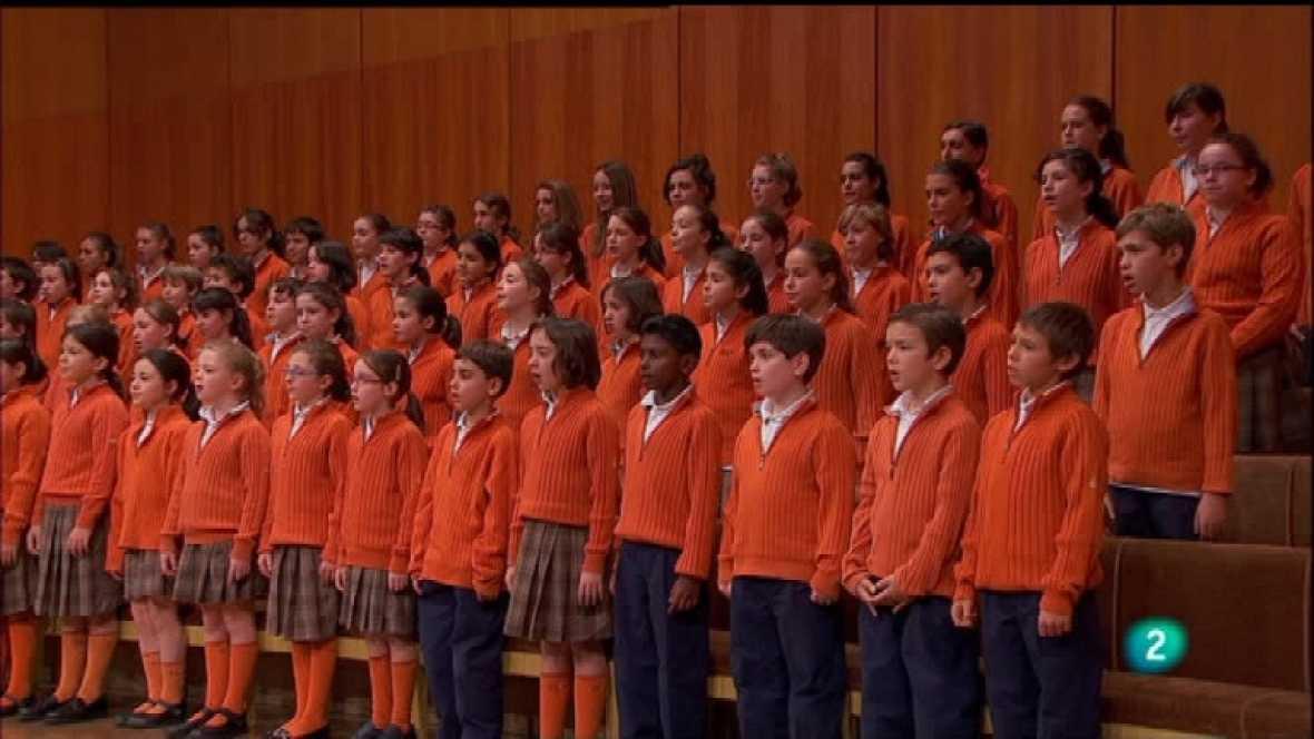 Los conciertos de La 2 - Concierto Coro Millenium (parte 2ª) - Ver ahora