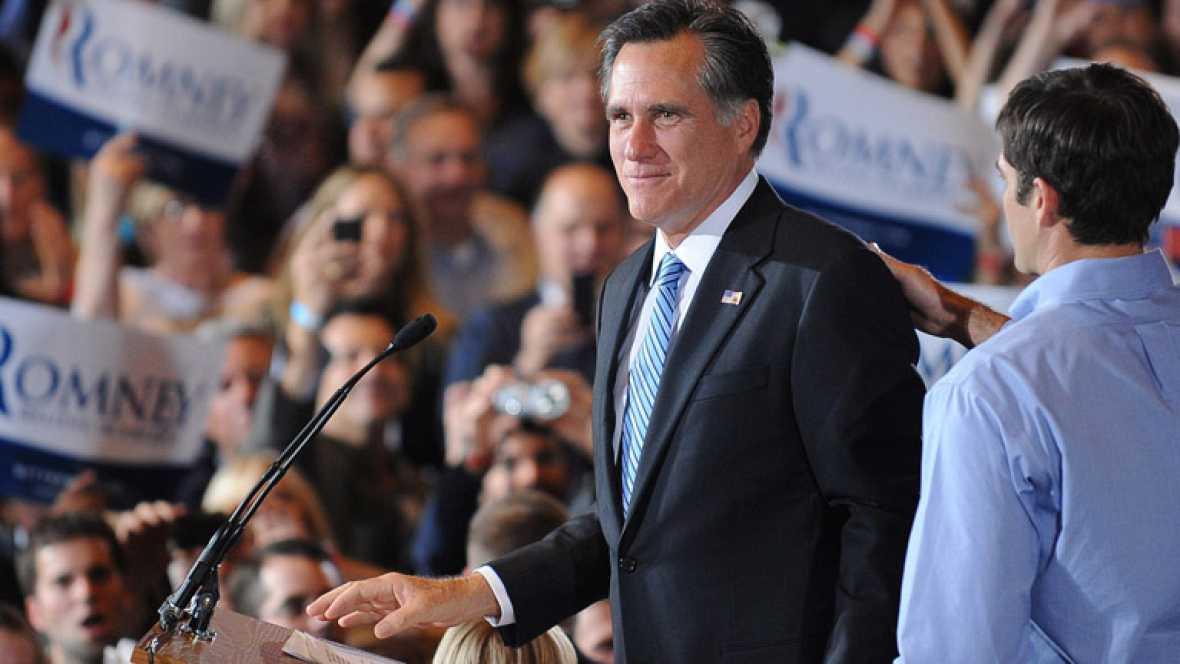 Mitt Romney gana en Nevada y se postula como candidato republicano