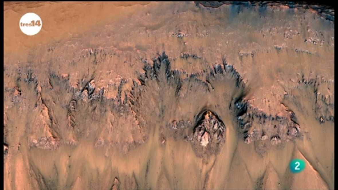 tres14 - Marte  - Ver ahora