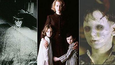 Versi�n espa�ola: 'Los fantasmas en el cine espa�ol'