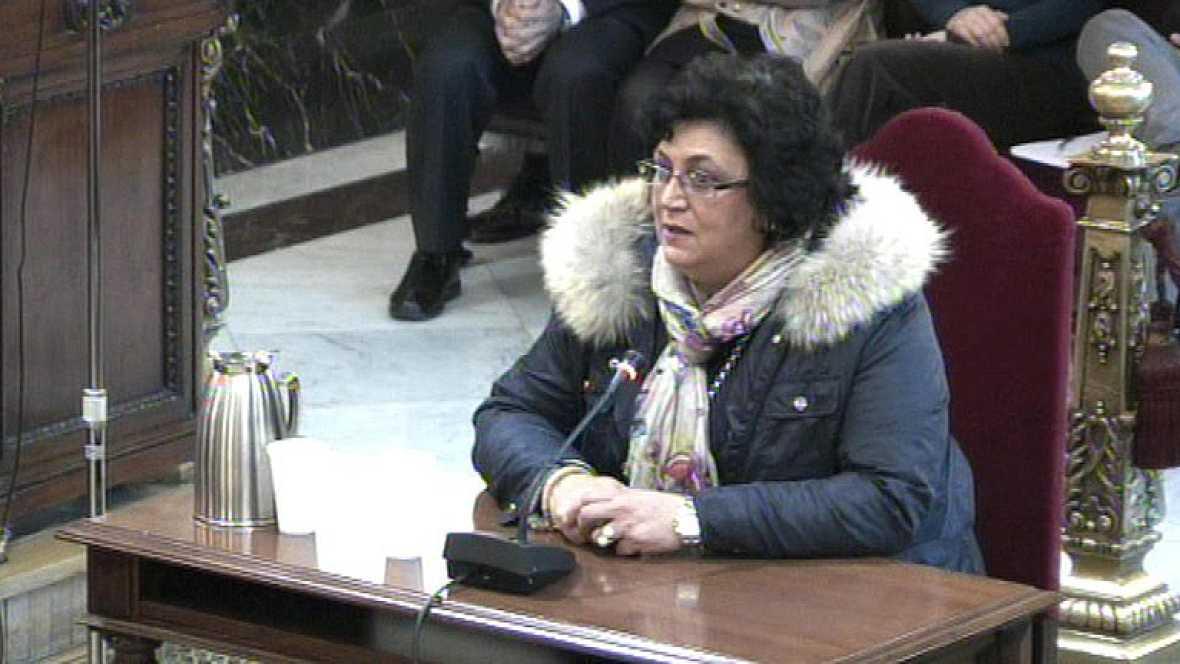 Tercera y penúltima dedicada a los testigos en el juicio contra Garzón