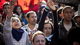 Para todos La 2 - ONG - Mujeres de la primavera árabe