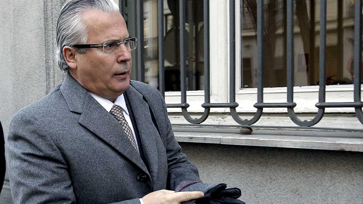 Garzón ha anunciado que recurrirá la sentencia del Supremo