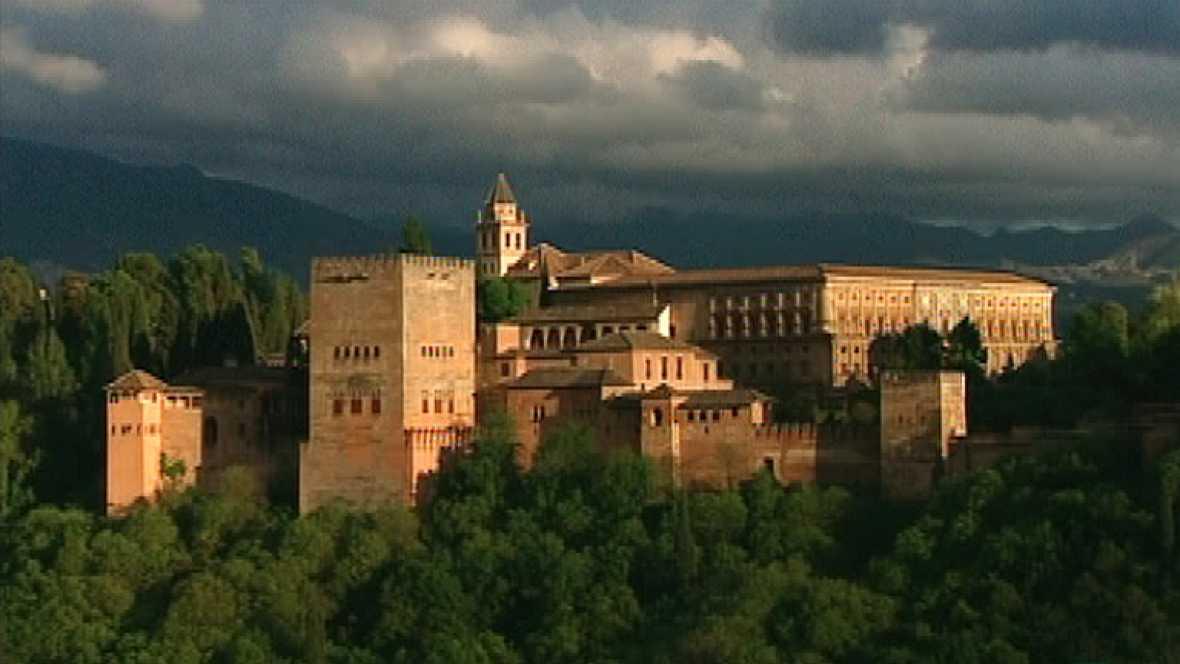 La mitad invisible - La Alhambra de Granada - Ver ahora