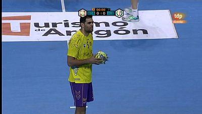Balonmano - Liga ASOBAL: BM Huesca - Cuatro Rayas Valladolid - 12/02/12 - ver ahora