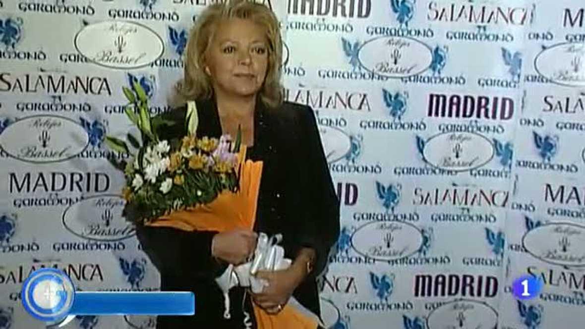 Más Gente - Mayra Gómez Kemp sufre un cáncer de garganta