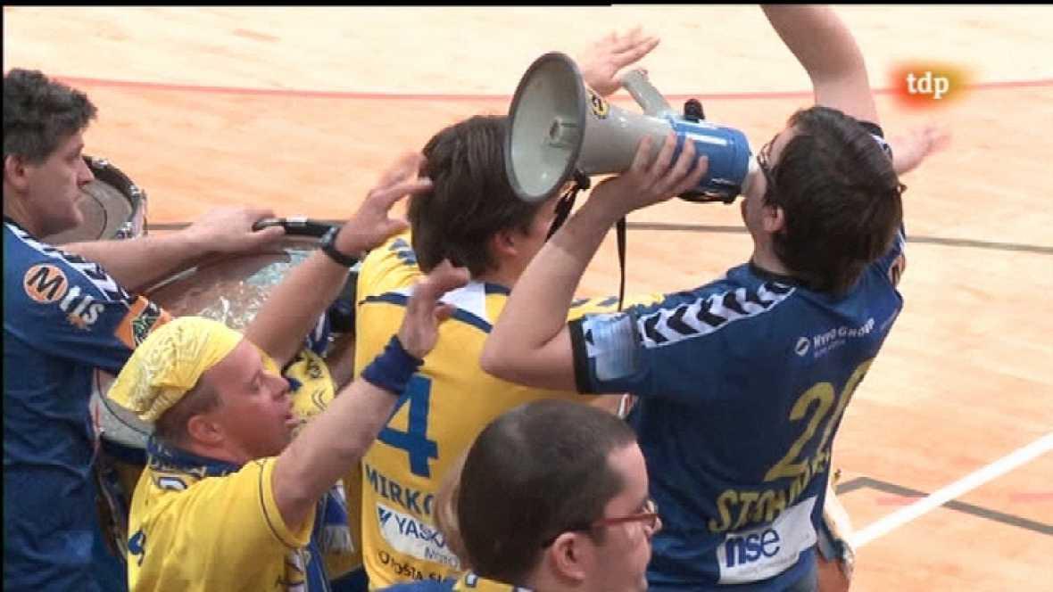 Balonmano - Magazine Liga de campeones EHF - 14/02/12 - Ver ahora