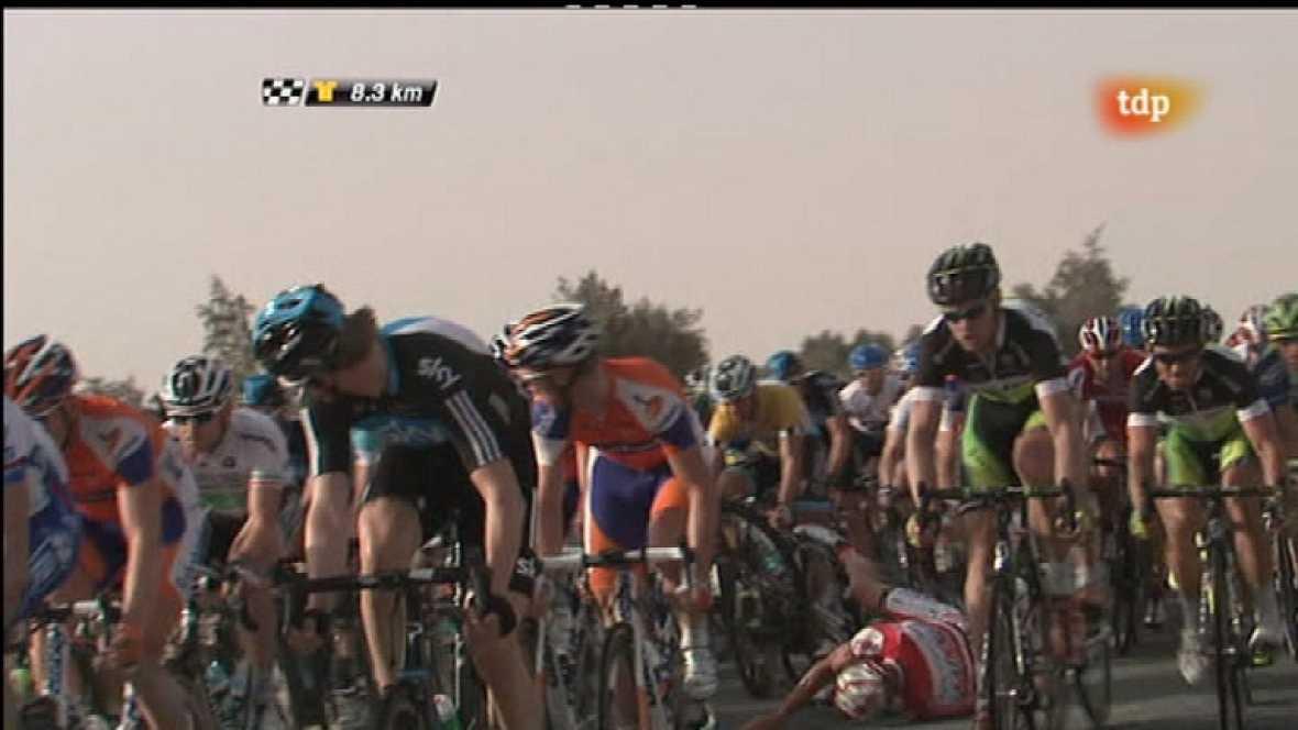 Ciclismo - Tour de Catar 2012. Resumen - 14/02/12 - Ver ahora