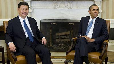 Xi Jinping, posible próximo presidente chino, se reúne con Obama y Biden