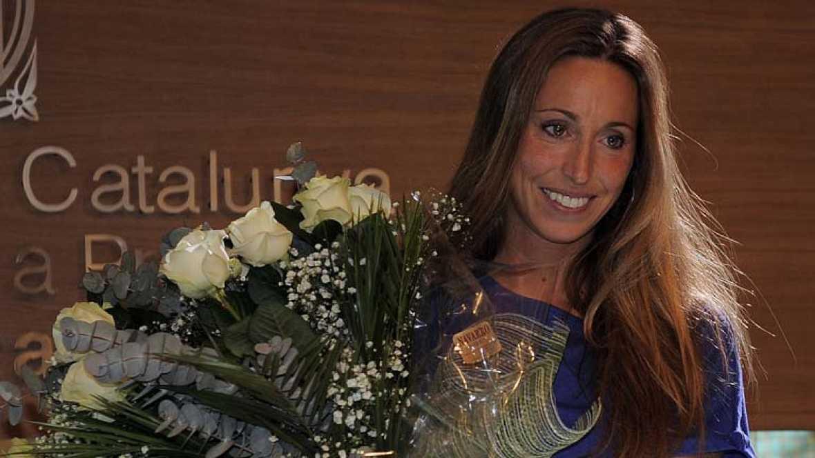 Gemma Mengual ha anunciado en una multitudinaria rueda de prensa celebrada en Barcelona que deja la natación sincronizada...La novedad son las causas de esa retirada que Gemma Mengual ha confirmado que se debe a motivos personales y a la pérdida del