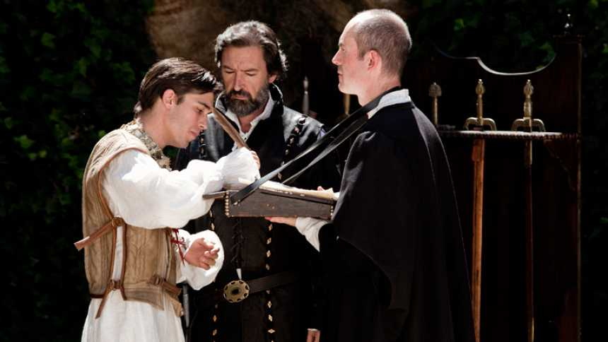 Isabel - Alfonso vende a su hermana