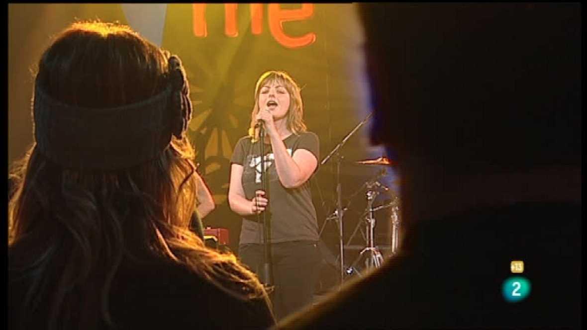 Los conciertos de Radio 3 - Euro-trash Girl - Ver ahora