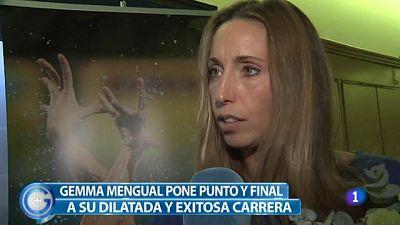 Más Gente - Gemma Mengual se retira tras haber conseguido 36 medallas