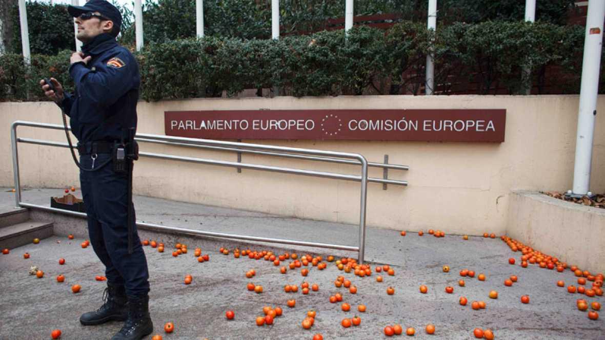 El Parlamento Europeo aprueba el acuerdo agrícola de la UE con Marruecos