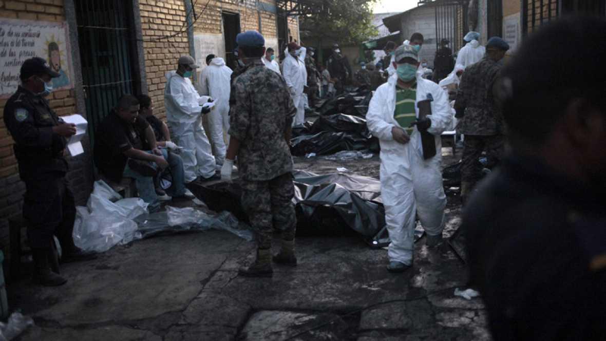 El incendio de la cárcel de Honduras podría haber sido provocado