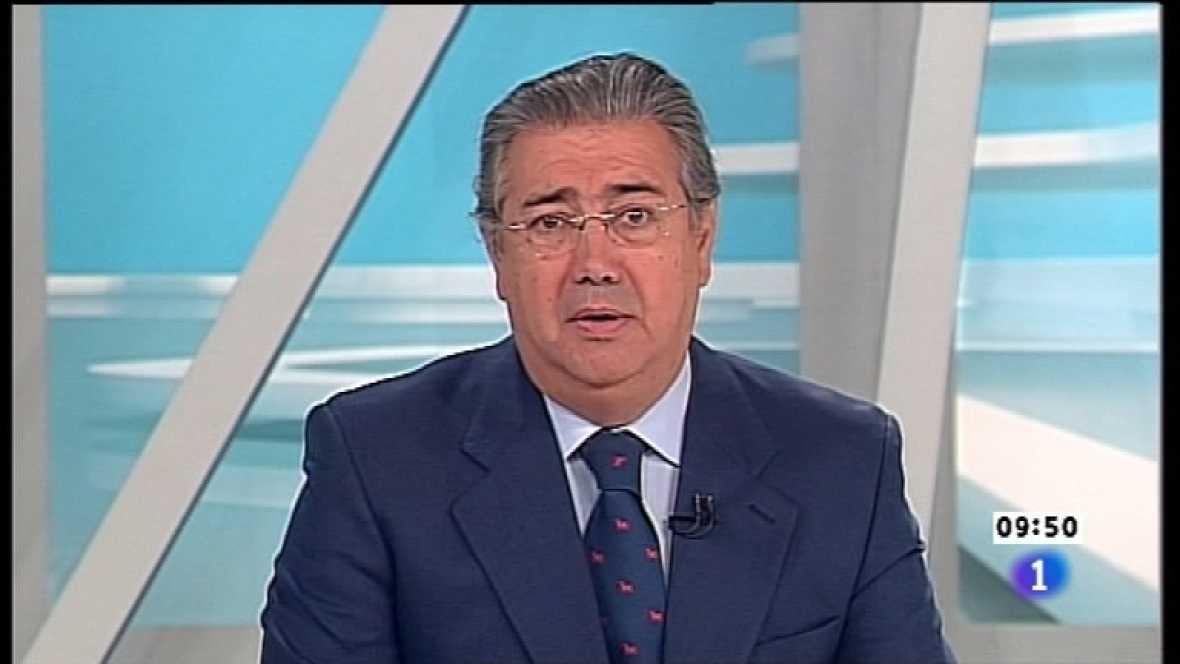 Los desayunos de TVE - Juan Ignacio Zoido, alcalde de Sevilla  - Ver ahora