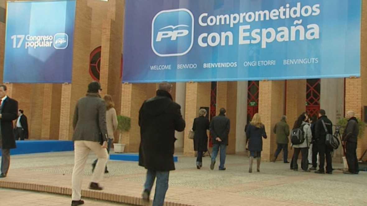 El PP elige nueva dirección en el Congreso de Sevilla