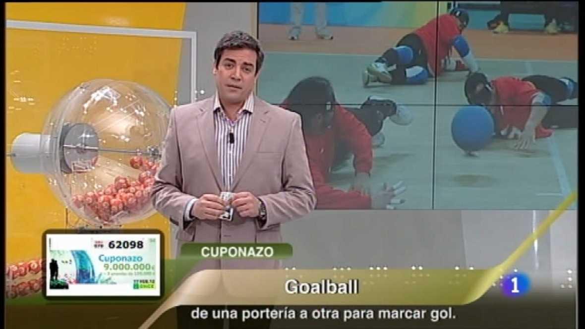 Sorteo ONCE - 17/02/12 - Ver ahora