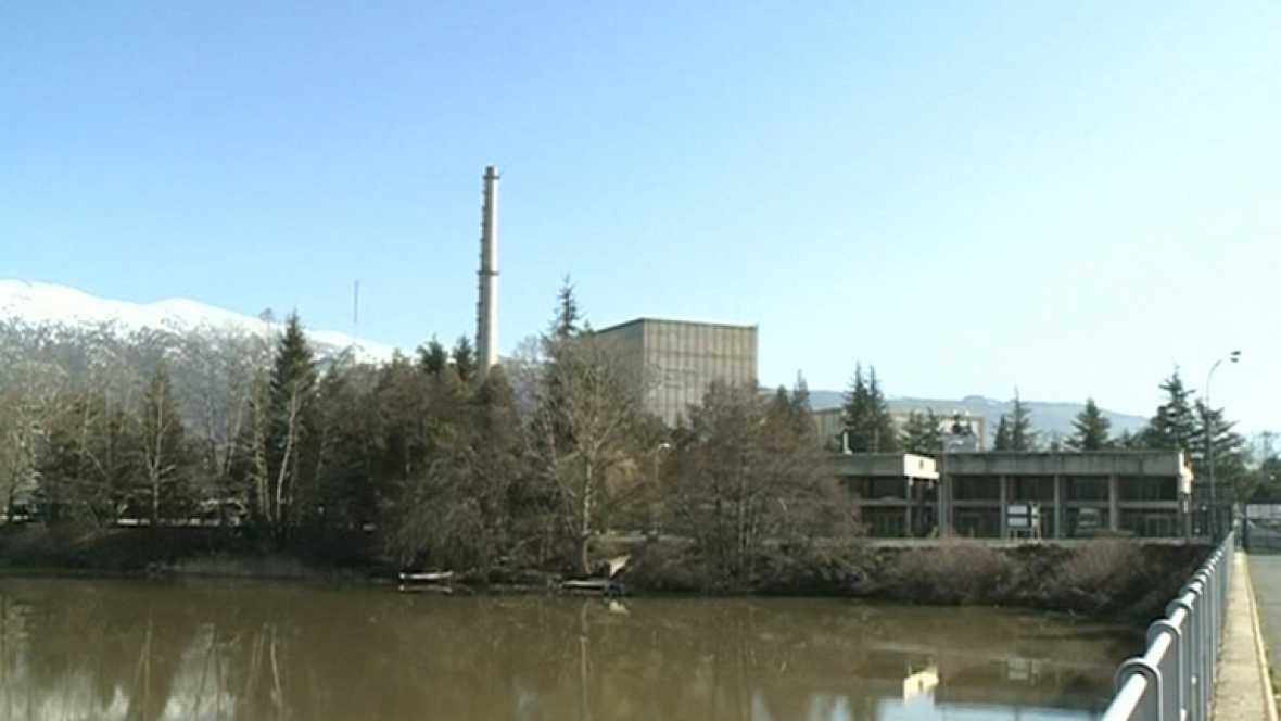 La central nuclear de Garoña alarga su vida hasta el 2019