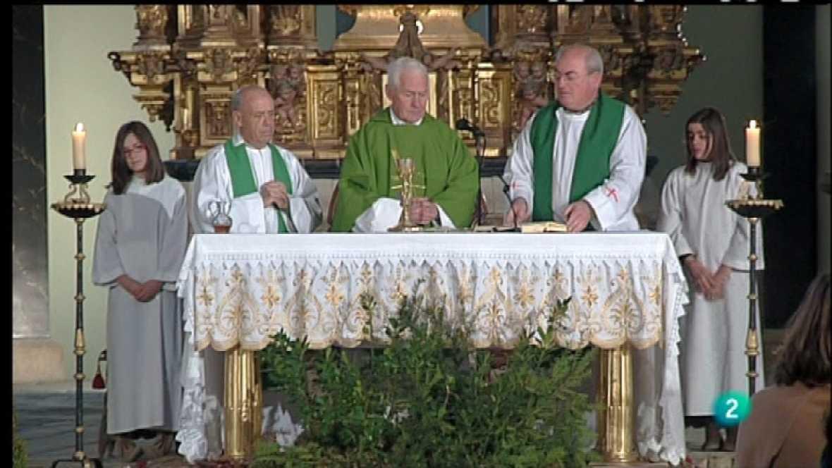 El día del Señor - Parroquia de San Salvador, Oña (Burgos) - Ver ahora