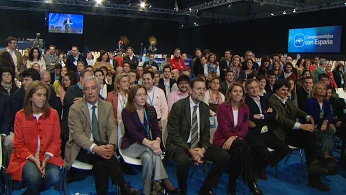 Todos coinciden que este congreso ha reforzado el liderazgo de Mariano Rajoy
