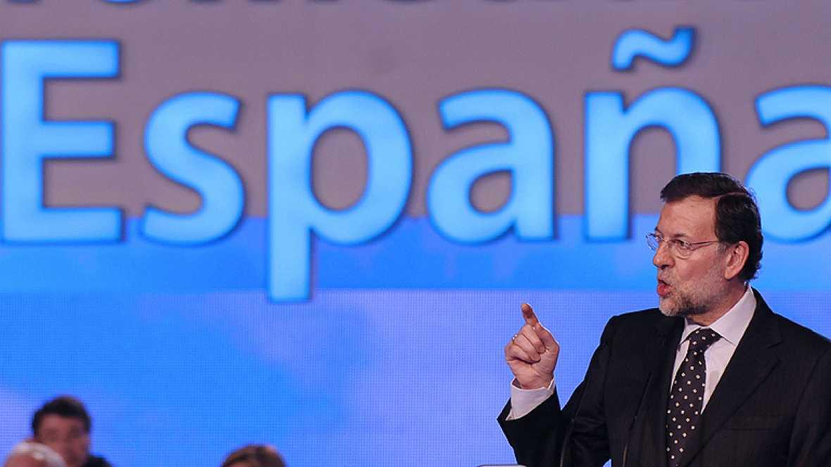 Discurso íntegro de Rajoy en la clausura del 17 Congreso del PP