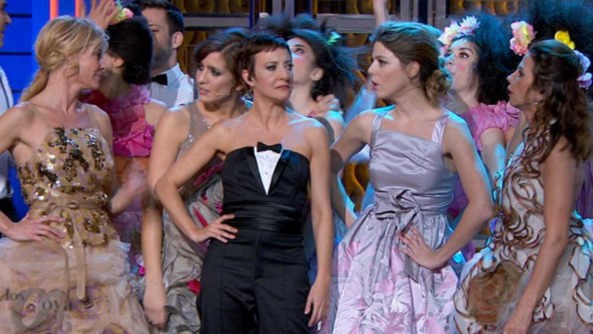 Apertura de los Goya 2012