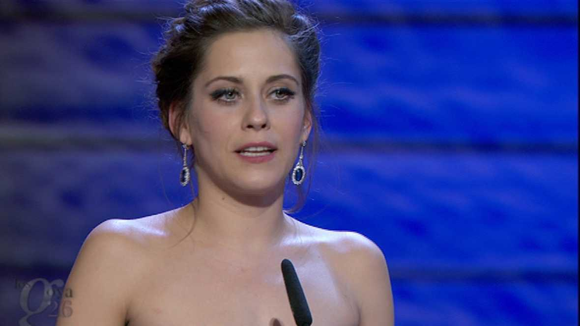 Mejor actriz revelación