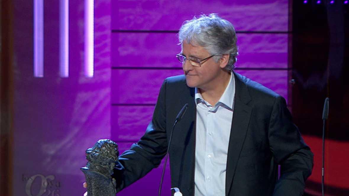 Mejor dirección de producción - Premios Goya 2012