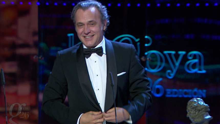 Mejor actor protogonista - Premios Goya 2012
