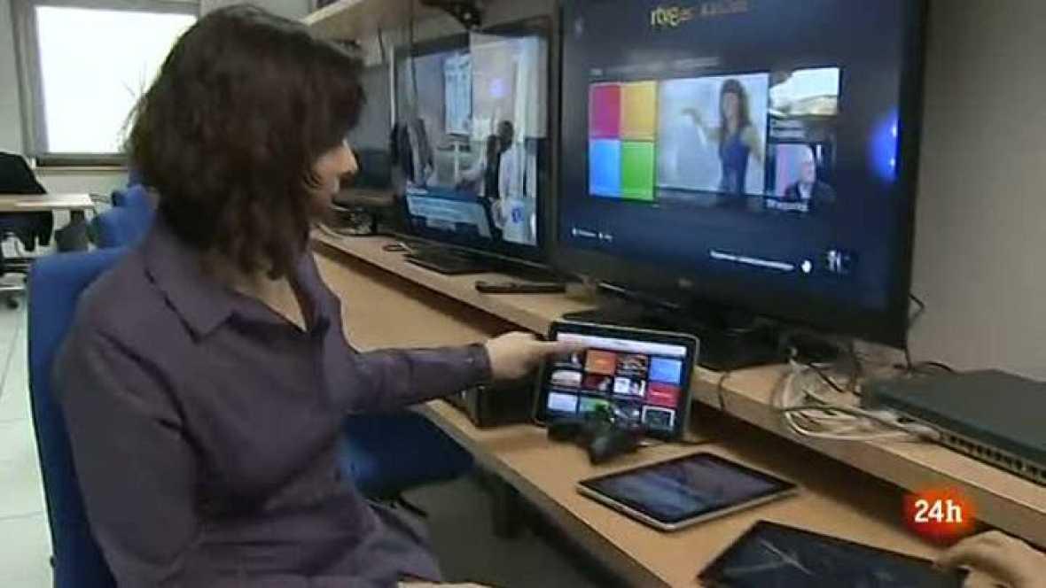 Zoom Net nos acerca a cómo RTVE.es está cada vez presente en más dispositivos. Tras el salto a los móviles y las televisiones conectadas, RTVE.es ya tienen también aplicación en los diferentes 'tablets' que llegan al mercado.