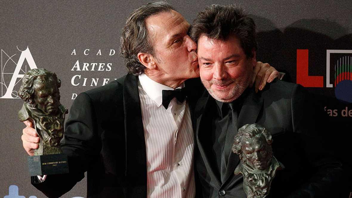 Enrique Urbizu y José Coronado nos han contado cómo se vive la resaca de los premios