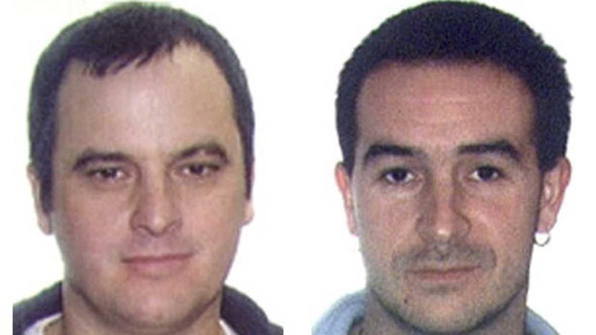 En Gipuzkoa, la Guardia Civil ha detenido a dos presuntos etarras no fichados por la policía