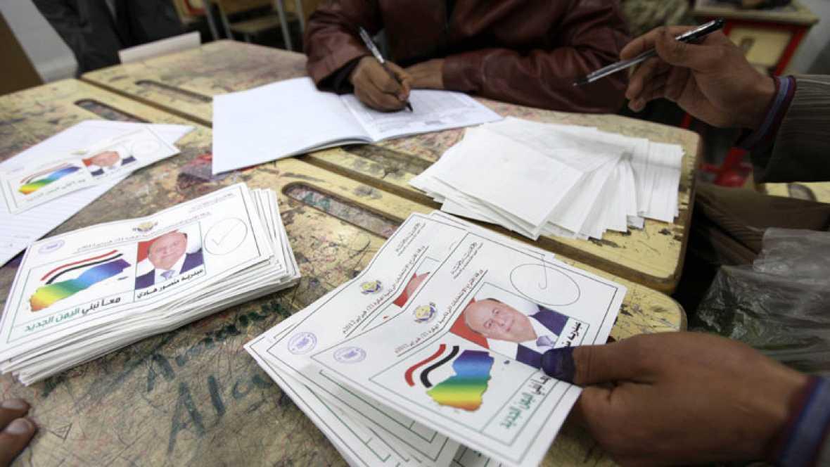 Yemen vota en democracia el fin de la dictadura de Saleh