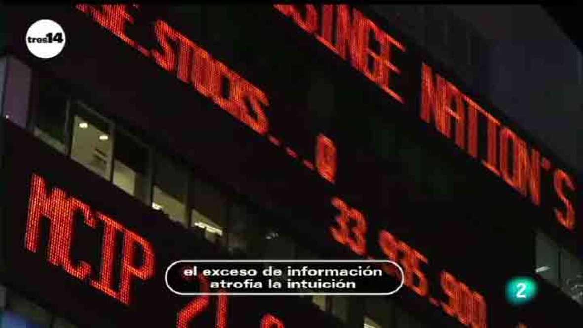 tres14 - Curiosidades científicas - El exceso de información atrofia la intuición