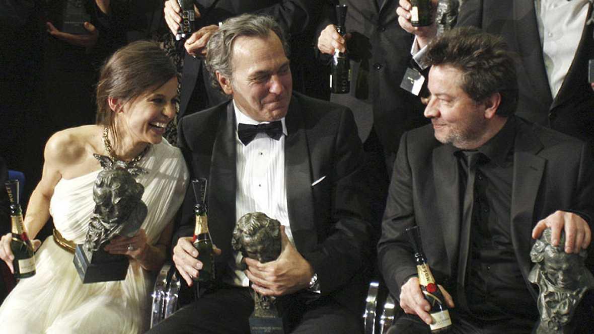 Días de cine: Resumen de los Goya 2012
