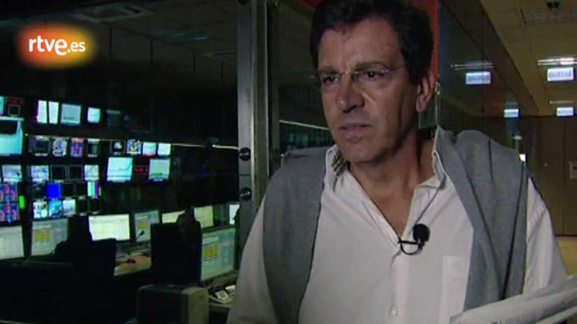 El ojo en la noticia - Custodio visto por José Jiménez