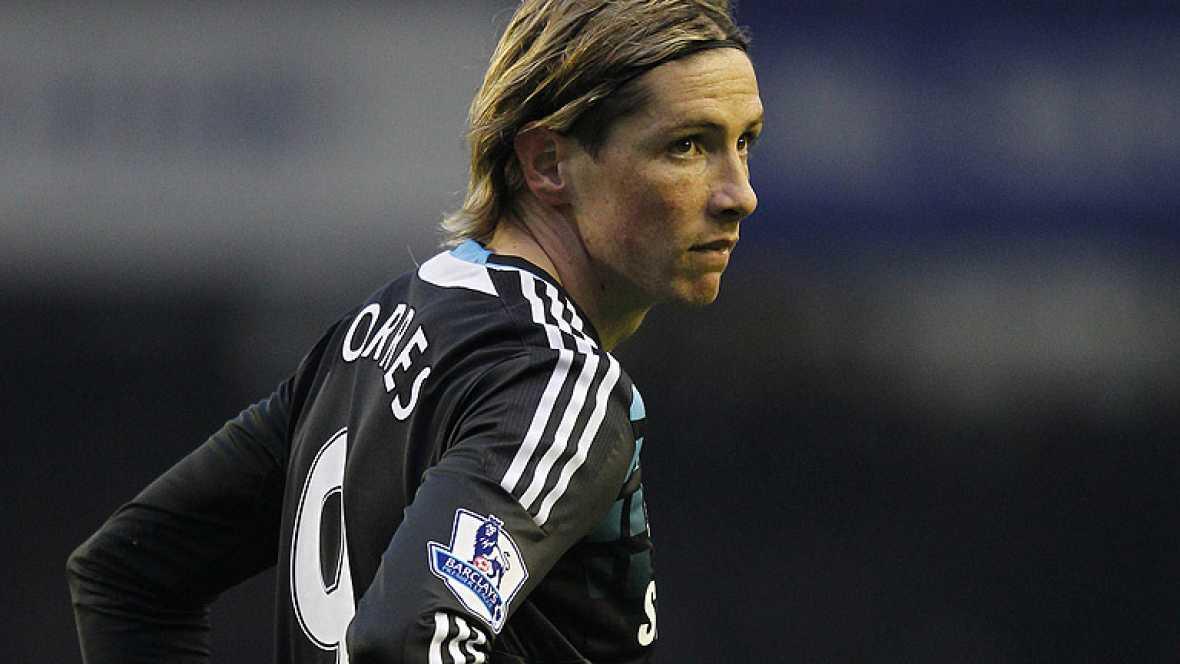 Torres se cae de la lista de la Selección