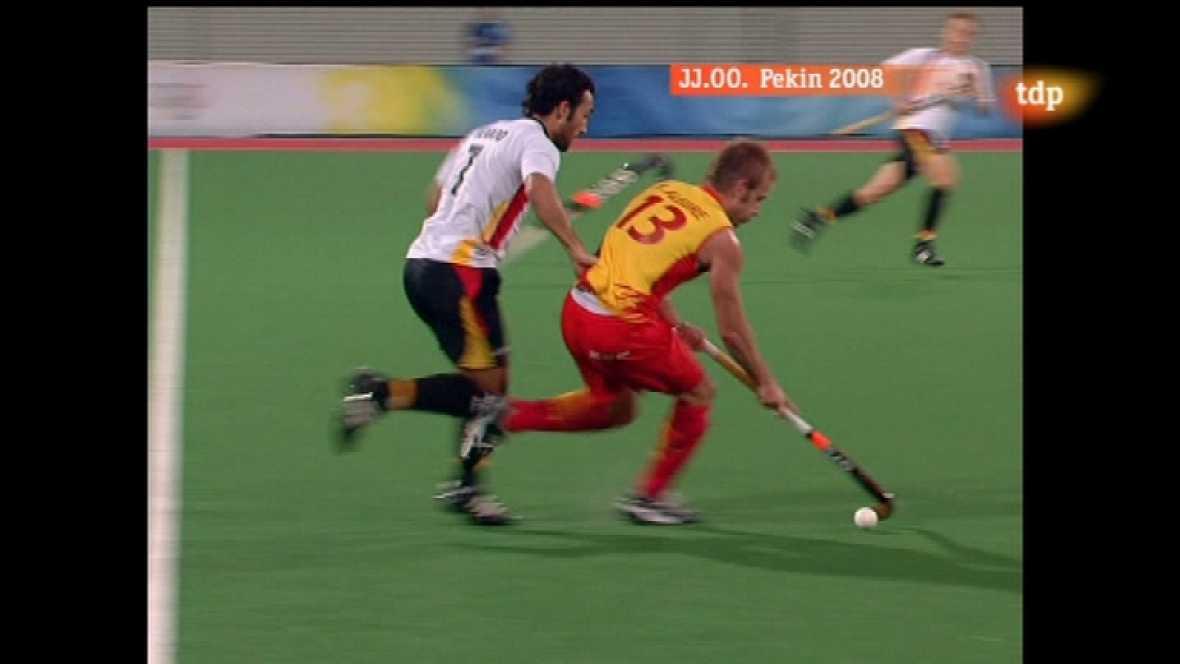 Londres en juego - Pekín 2008 - Hockey hierba. España-Alemania - Ver ahora