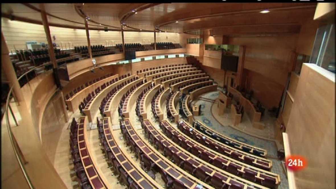 Parlamento - La reforma del senado, a debate - 25/02/12 - Ver ahora