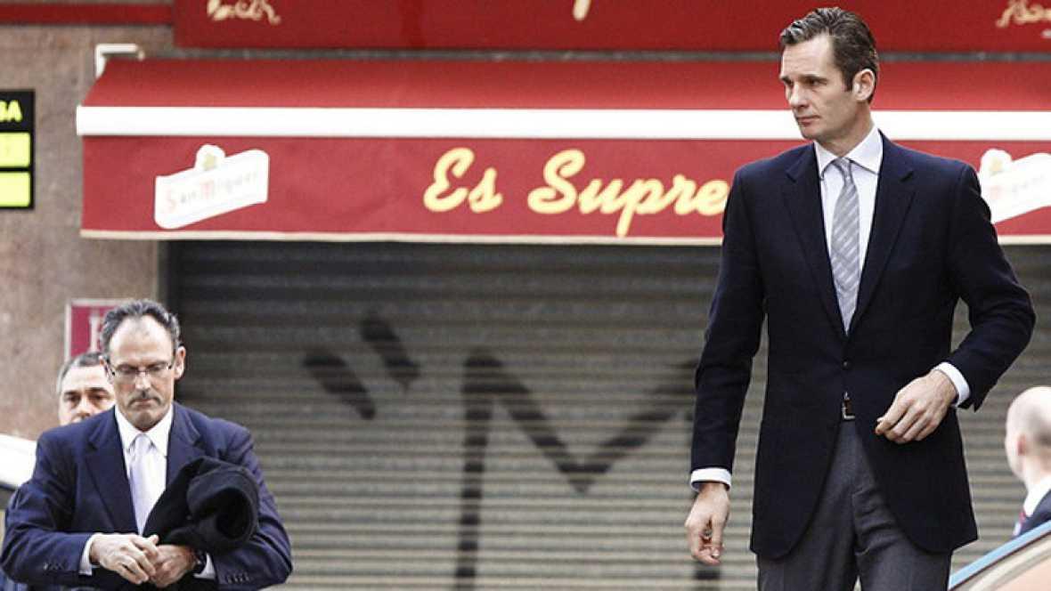 El duque de Palma se ha desvinculado de la gestión del Instituto Nóos