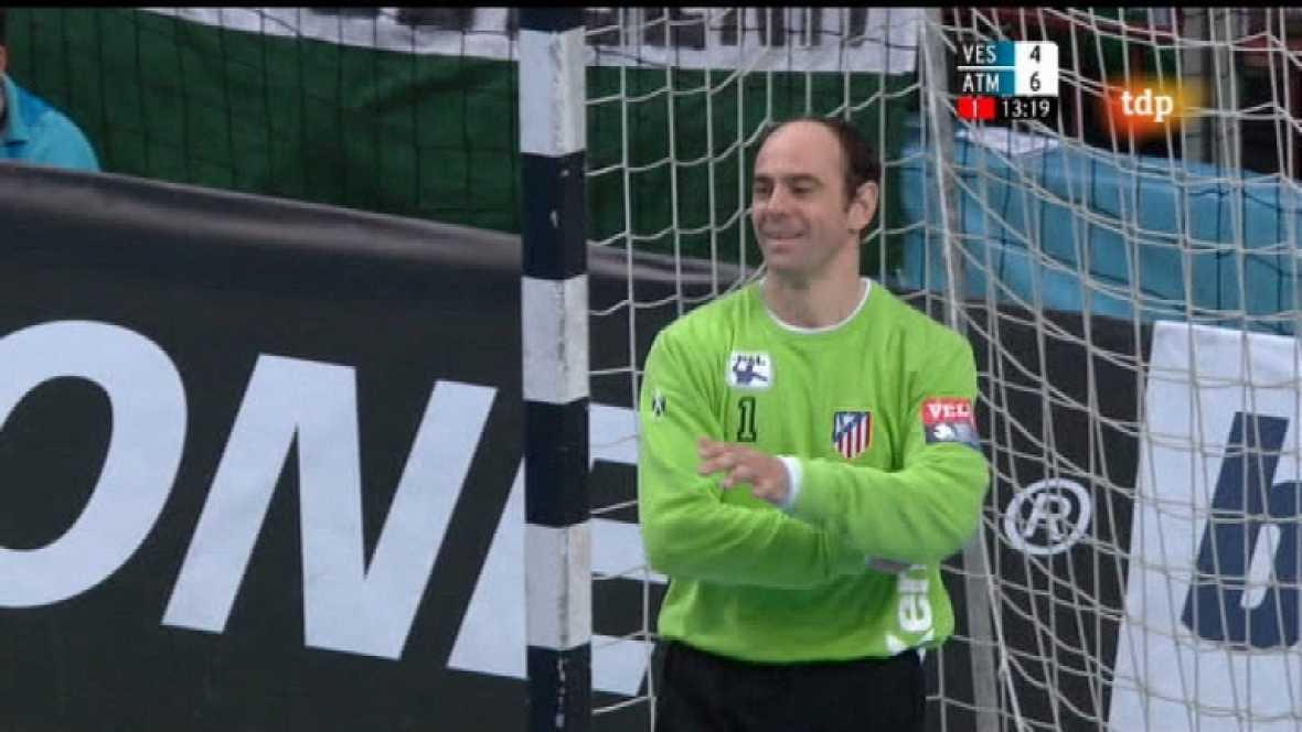 Balonmano - Liga de Campeones EHF - MKB Veszprem-BM At. Madrid - Ver ahora