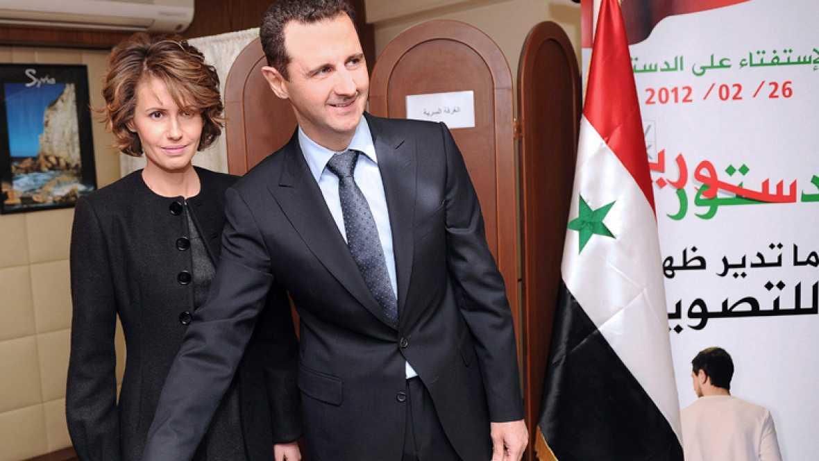 En Siria, se ha celebrado un referéndum constitucional que abre la puerta al multipartidismo