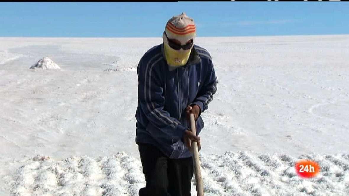 En portada - Bolivia, el reto del litio - Ver ahora