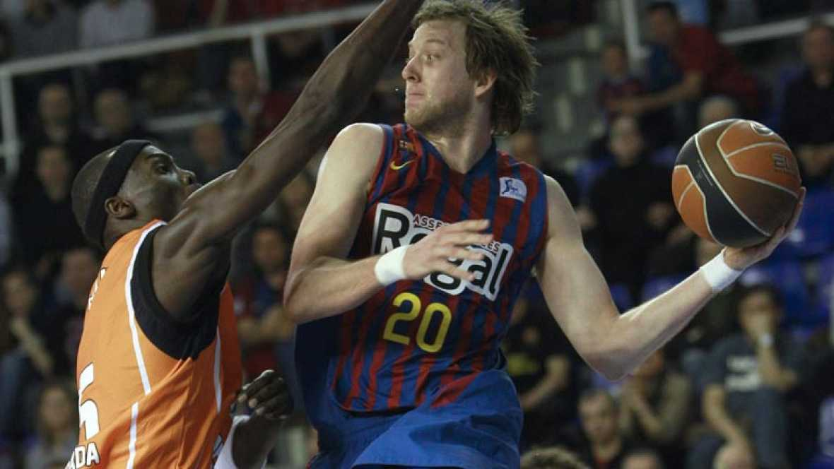 Regal Barcelona 86-59 Mad-Croc Fuenlabrada