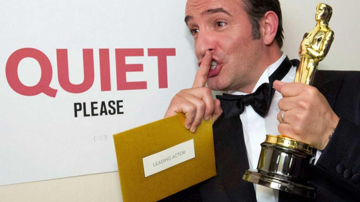 'The Artist' triunfa en los Oscar