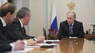 Los servicios secretos de Rusia y Ucrania frustran un atentado contra Vladimir Putin